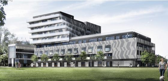 Building façade