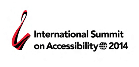 International Summit on Accessibility 2014