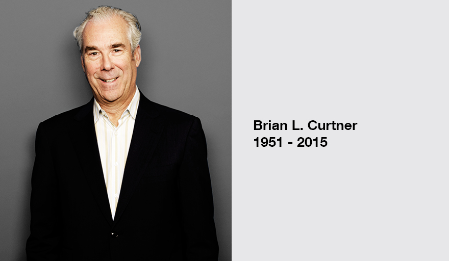 photo of Brian Curtner, 1951-2015