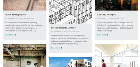 IIDEX Start up Space, BIM and Design Culture, CTBUH / Shanghai