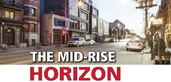 The mid-rise horizon