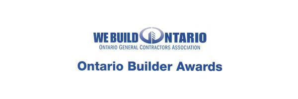 Ontario General Contractors Association, Ontario Builder Award