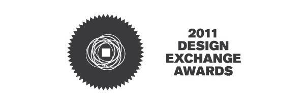 2011 Design Exchange Ewards