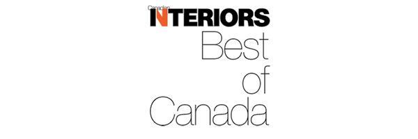 Canadian Interiors Best of Canada