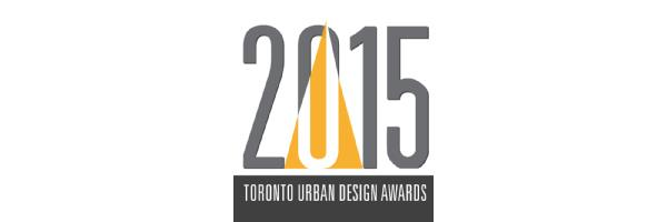 2015 Toronto Urban Design Awards