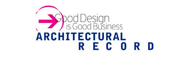 ArchitecturalRecord, Good Design is Good Business