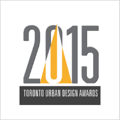 2015 Toronto Urban Design Awards