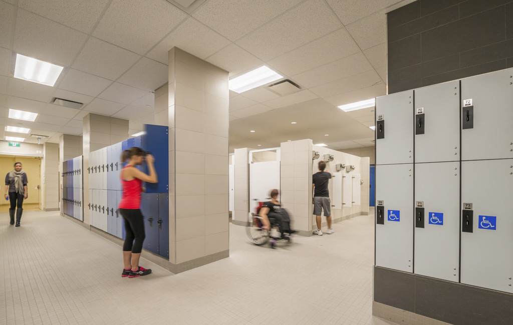 Accessible Environments Empowered Users