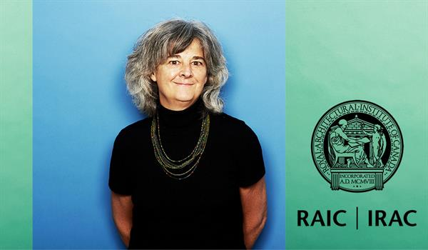 Susan Ruptash and RAIC logo