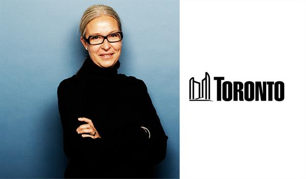 photo of Heather Rolleston and the City of Toronto logo