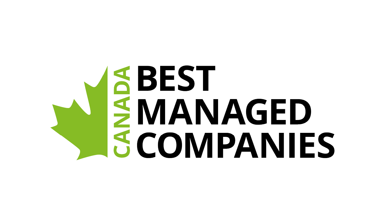 Canada's Best Managed logo
