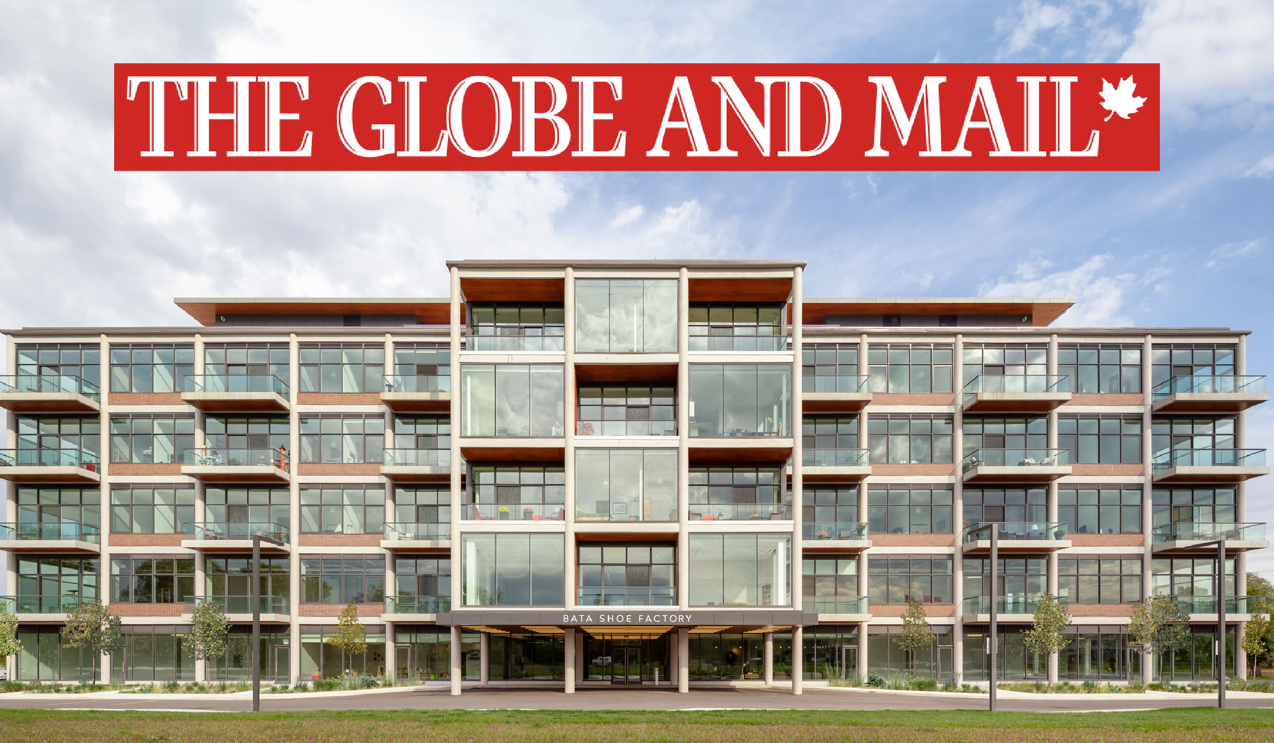 2020-10 Globe and Mail-Bata Shoe Factory