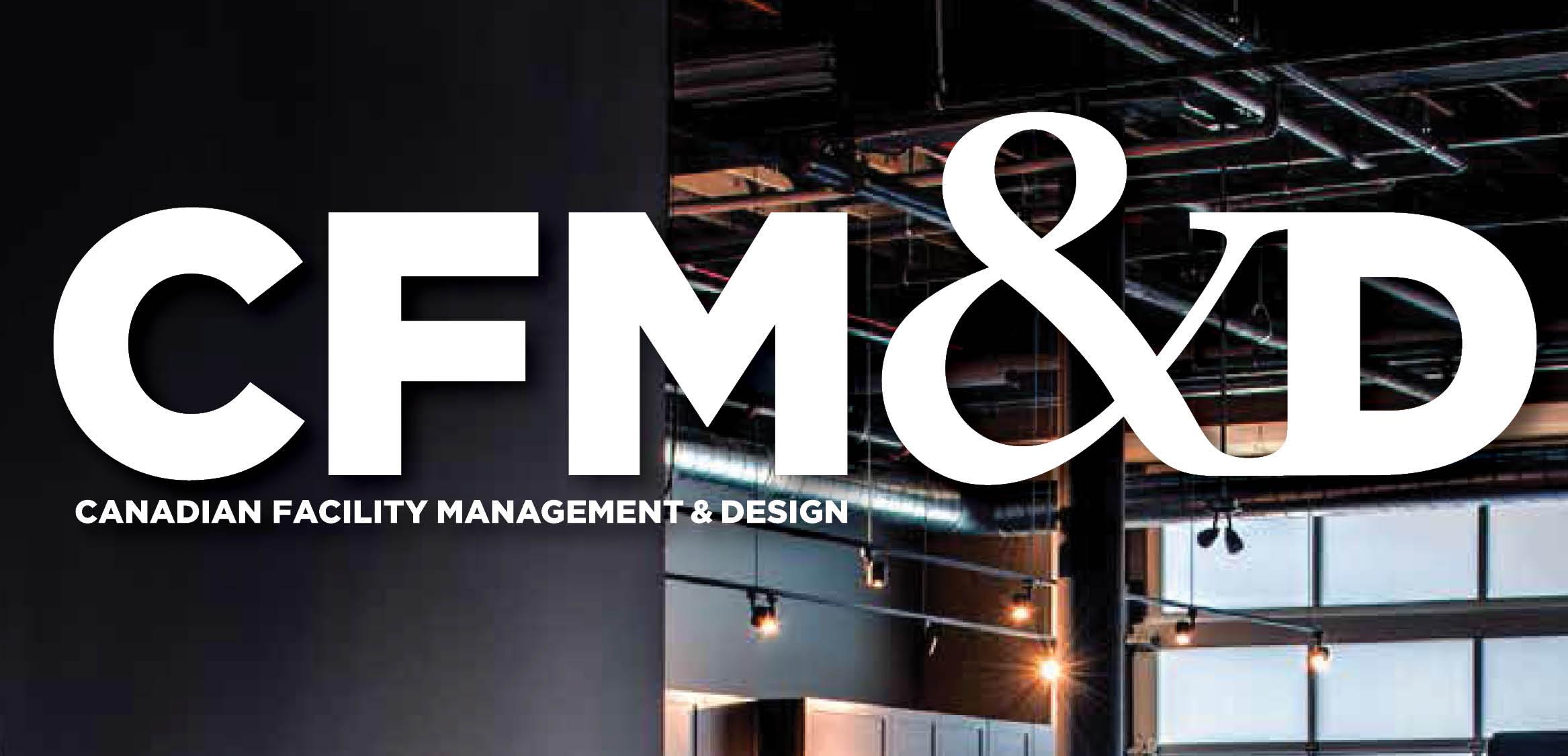logo for CMF&D magazine