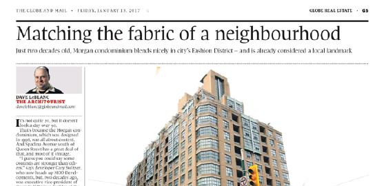 Matching the fabric of a neighbourhood
