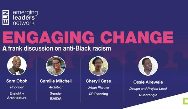 ELN Engaging Change banner