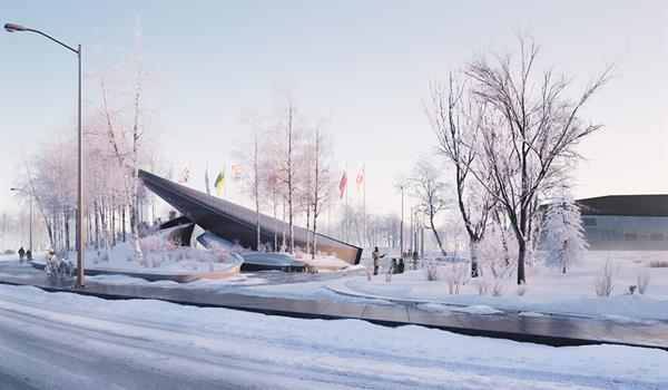 Holocaust Monument Competition
