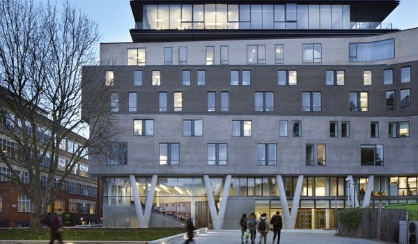 Queen Mary Graduate Centre hero image