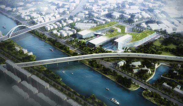Wuxi Masterplan